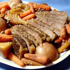 Don's Pot Roast (Crock Pot) Recipe