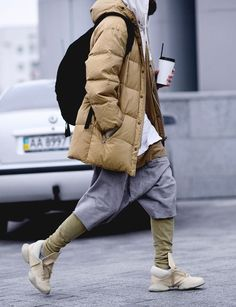 Urban Fashion, great look, yeezy season inspiration