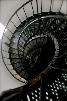 Yaquina Head Lighthouse- Interior 2