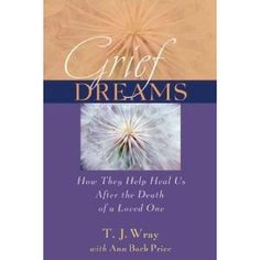 Honored to have a dream I had about Jackie included in this book!