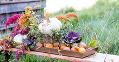 3 Fall Centerpieces in The BLOG at Terrain