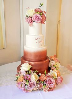 Wedding Cakes - The Cakery Leamington Spa