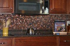 Tile Backsplash I'd like in my kitchen!