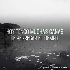 Este mensaje fue compartido vía Andrés Cepeda Like Me, Decir No, In This Moment, Reading, Words, Texts, Music Sayings, Being Happy, Pretty Quotes