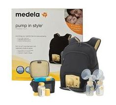 Medela Pump In Style Double Breastpump $359.99 - from Well.ca