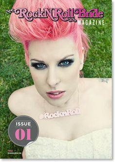 Get The Magazine · Rock n Roll Bride