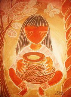 Tempo da Cultura x Tempo da Loucura no trato do Sagrado Indígena - Xapuri