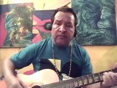 Cancion señorita autor Luis Carima cantautor