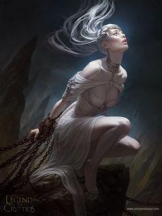 The Fantasy Art of Anna Steinbauer