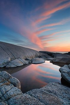 Lately I've been dreaming about Nova Scotia and fishing. Peggy's Cove, Nova Scotia, Canada