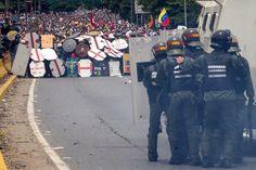 Late stage socialism in Venezuela