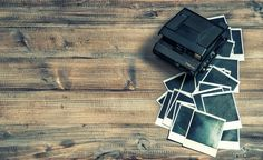 Check out Vintage photo frames and camera by LiliGraphie on Creative Market