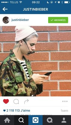 He's not the same (Justin Bieber) - Chapitre 6 lectures - Wattpad