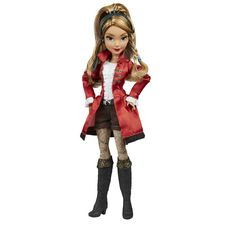 CJ Hook Descendants doll, I need her