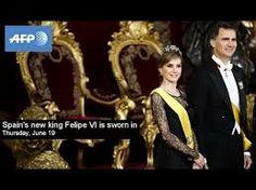 Coronación de Felipe VI recepción y lunch - Buscar con Google