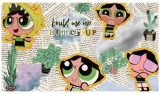powerpuff girls aesthetic wallpaper laptop