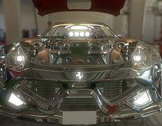 "Check out new work on my @Behance portfolio: ""FerrariBerlinetta"" http://on.be.net/1OoRbaR"