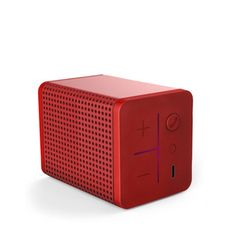 MiPow: BOOMIN Bluetooth Soundbox Red, at 14% off!
