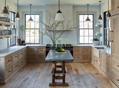 60 Contemporary Wooden Kitchen Cabinets For Home Inspiration. Choosing the perfect wooden kitchen cabinets for your home is not as simple as it might appear. Rustic Kitchen, Kitchen Decor, Kitchen Ideas, Cheap Kitchen, Kitchen Trends, Kitchen Designs, Kitchen Furniture, Cottage Kitchen Inspiration, Distressed Kitchen