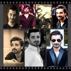 The most amazingly talented and cute actor i have ever seen .... a model, actor ex-police officer and a director from Pakistan , I may now present to you Hamza Ali Abbasi. <3 The love of my life