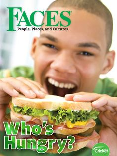 Who's Hungry? What do you reach for when your stomach starts to rumble? People around the world have different go-to foods. Aboriginal Culture, World Cultures, People Around The World, Children, Kids, Digital, Places, Haiti, Magazine Covers