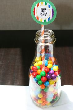 Over the Rainbow {Birthday Party} | Pier to Peer