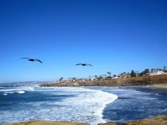 San Diego, CA - next time I go, I'll take a surfing lesson.