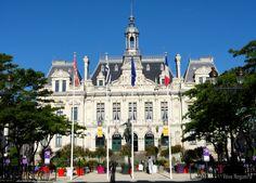 Hôtel de Ville, Vannes, Bretanha, França, foto de Véva Nogueira