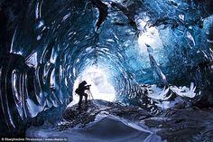 www.skarpi.is / Íshellir / Ice Cave
