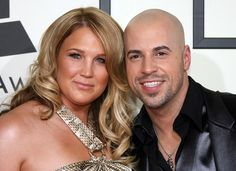 American Idol star Chris Daughtry and wife Deanna welcomed fraternal twins Noah and Adalynn via gestational carrier in November 2010. The couple used a surrogate to carry their twins due to Deanna's partial hysterectomy.