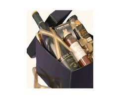 Order best gift hampers online, get quick delivery in Australia anytime. Send food, cheese, wine, gourmet and other traditional gift baskets online. Send Gift Basket, Food Gift Baskets, Food Hampers, Gift Hampers, Online Gift Shop, Online Gifts, Orange Gift Basket, Belgian Truffles