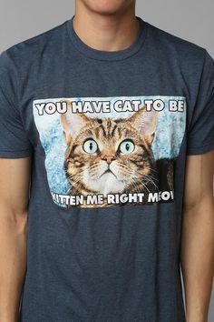 Kitten Me Tee #urbanoutfitters