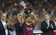 El Barça es más rey de la Supercopa