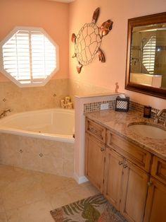 Corner Bathtub Design, Pictures, Remodel, Decor and Ideas - page 4