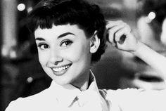 Audrey ♡ | via Tumblr