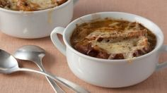 You'll find the ultimate Food Network Kitchens French Three Onion Soup recipe and even more incredible feasts waiting to be devoured right here on Food Network UK.