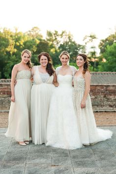 Photography: Magnus Bogucki - magnusbogucki.com  Read More: http://www.stylemepretty.com/destination-weddings/italy-weddings/2014/04/03/american-scottish-destination-wedding-in-tuscany/