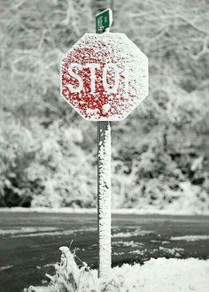 STOP Snowing Already!