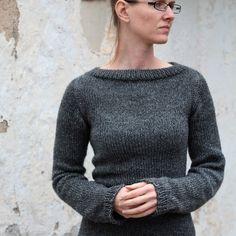 DISCIPLINE : Sweater Knitting Pattern