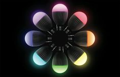 Misfit's Bolt - Color-Changing Wireless LED Bulb