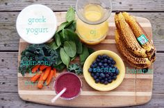 Superfood Smoothie by asweetsimplelife #Smoothie Superfood #asweetsimplelife
