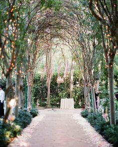 Magical dreamy enchanted forest wedding ✨