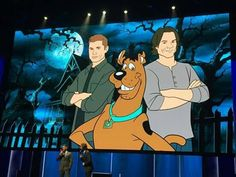 Can't wait for this ep! I went through a whole Scooby Doo phase in middle school and this is just...ugh, I'm so excited!