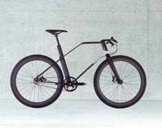 Coren Urban Bicycle by Christian Zanzotti