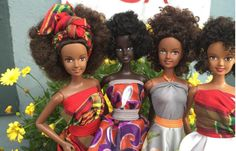 The Afro-Caribbean-Inspired Dolls That Should've Existed A Long Time Ago