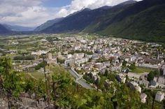 Martigny Switzerland | Photo, Information