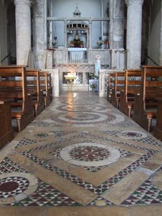 Romanesque church of Santa Maria Assunta, Lugano in Teverina, Umbria, Italy