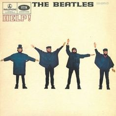 The Beatles - Help [New Vinyl LP] The Beatles - Help [New Vinyl] 180 Gram, Remastered, Reissue. Artist: The Beatles. Relive Beatlemania at its best on this remastered reissue on superior sound quality vinyl. Beatles Songs, Beatles Album Covers, Les Beatles, Beatles Guitar, Rock Album Covers, Beatles Photos, Abbey Road, Ringo Starr, Rock Music