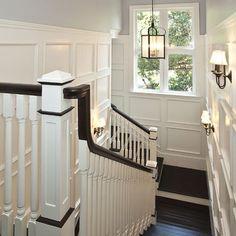 Staircase Crown Molding Design, Pictures, Remodel, Decor and Ideas