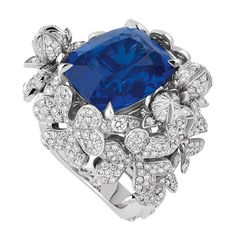dior joaillerie sapphire - Google Search